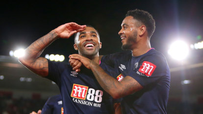 Cherries climb to third after first ever victory at Southampton