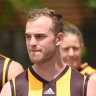 Tom Mitchell now likely to make return for Hawks on Friday