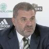 'This is where I want to be': Postecoglou shoots down doubters in first Celtic presser