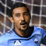 Reza jolly good fellow: 'Gucci' opens account as Sydney beat Adelaide