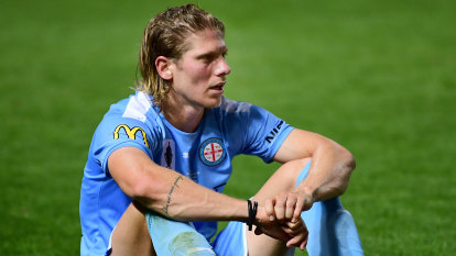 Melbourne City vow to rebound after horror FFA Cup loss