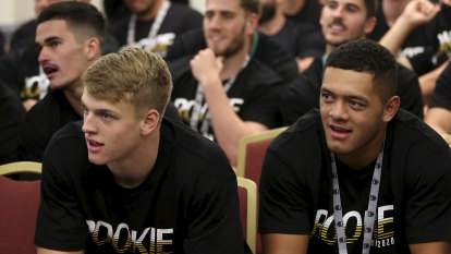 Folau, Snapchat and consent: Inside the NRL's rookie boot camp