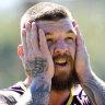 Wally Lewis questions wisdom of Josh McGuire's Brisbane Broncos release