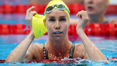 Emma McKeon, who shot to fame with a record-breaking Olympics, is among the Australians swimming in the ISL in Europe.