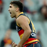 AFL suspends Crows pair over cocaine incident