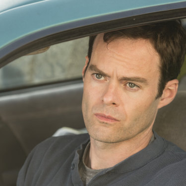 Bill Hader stars as a hitman with aspirations to make it as an actor in  Barry.