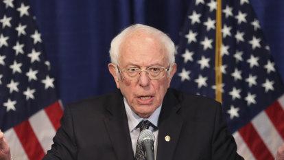 Bernie Sanders sounds alarm on a Trump 'nightmare scenario'