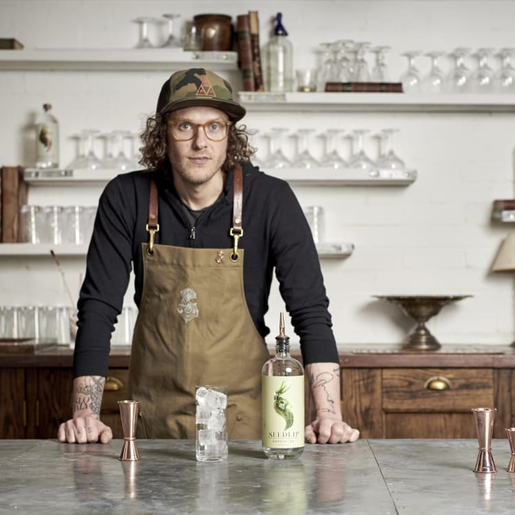 Ben Branson launched Seedlip, a boutique non-alcoholic liquor, in 2015 – and it's a hit.