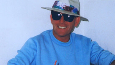 John Russell's body was found at the base of a cliff at Tamarama.