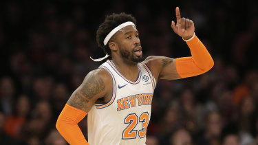 Powerful: They have been one of the NBA's worst teams for years, but it hasn't hurt New York's value.