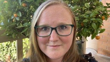 Early childcare teacher Heidi Ratje.