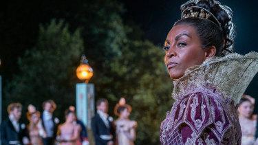Adjoa Andoh as Lady Danbury.