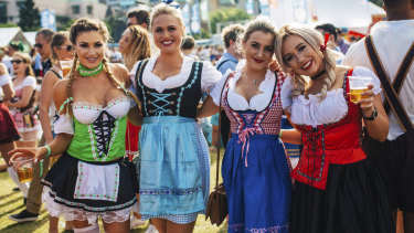 Oktoberfest in the Gardens returns to Perth this Saturday.
