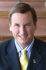 Principal of St Kevin's College in Toorak  Stephen Russell.