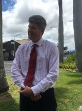 Tourism minister Stirling Hinchliffe.
