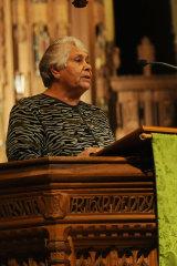 Professor Lowitja O'Donoghue in 2008.