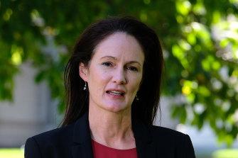 Quarantine Victoria Commissioner Emma Cassar