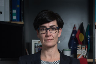 Victorian Children's Commissioner Liana Buchanan said the report's findings were deeply distressing.