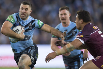 Betting giants face the prospect of having to fork out extra money to offer markets on the three Origin clashes and the grand final, some of the most popular gambling events in Australia.
