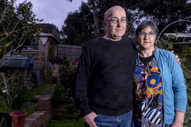 Terry and Martin are not in a hot-spot suburb. But they will self-isolate anyway