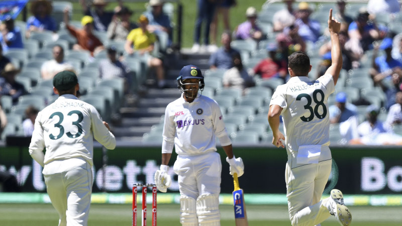 Australia V India First Test Day Two Live Updates Scores Times Tv Schedule