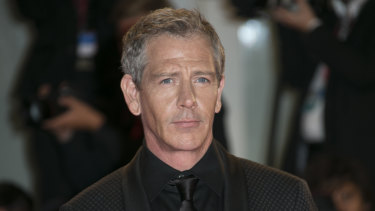 Actor Ben Mendelsohn at the premiere of the film The King at the 76th edition of the Venice Film Festival.