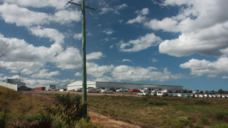 The Donnybrook packing giant in Queensland.