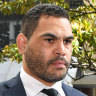 Inglis escapes conviction for drink-driving because of community work