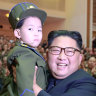 His own car at seven and a pistol at 11: Kim Jong-un's youth revealed