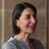'48 is my lucky number': Gladys Berejiklian assures Governor of majority government