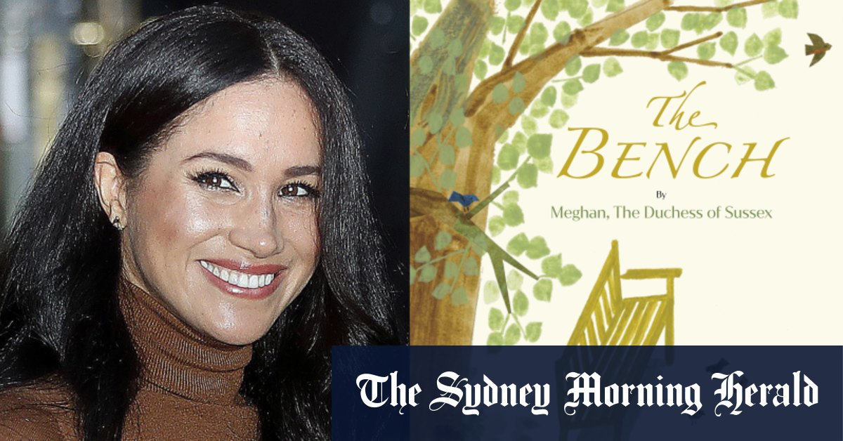 Megan's new picture book panned as 'semi-literate vanity project' – Sydney Morning Herald