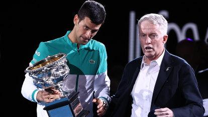 No jab, no play mandate may sink Djokovic's grand slam dream