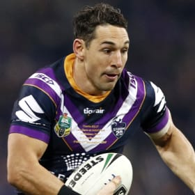 Storm into grand final but will Billy Slater be there?
