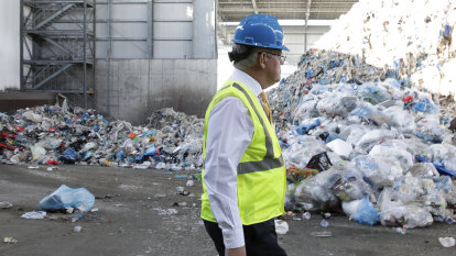 Morrison government starts $100m recycling fund after 'delay'