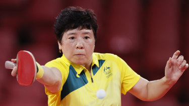 Jian Fang Lay equalled Australia's best ever performance at an Olympic Games.