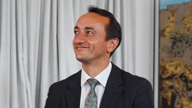 "Liberal candidate for Wentworth Dave Sharma said he was ""absolutely"" against allowing religious schools to discriminate against teachers."