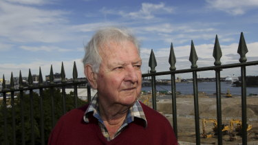 Former unionist Jack Mundey, known for leading a series of green bans to prevent overdevelopment in Sydney, died earlier this month.