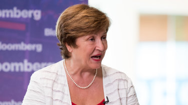 "Today's economic rifts could ""last a generation"",new IMF chief Kristalina Georgieva warns."