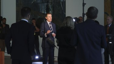 Attorney-General Christian Porter argues the government is already tackling businesses that underpay migrants.