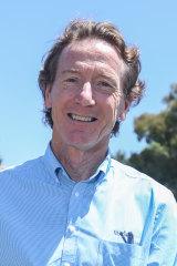 Fitness Australia chief executive Barrie Elvish.