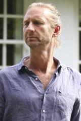 Justin Hemmes, CEO of Merivale.