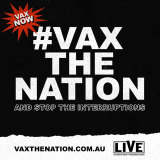 The #VaxTheNation campaign launches across Australia on September 6.