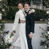 Model Eden Bristowe tied the knot in a Palm Beach ceremony last weekend.