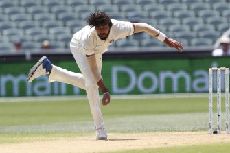 Ishant Sharma is also battling injury.