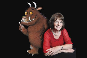 Much-loved children's author Julia Donaldson is coming to Sydney.