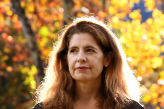 Rebuilding trust: Rio Tinto's chief executive Australia Kellie Parker.