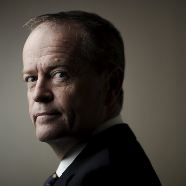 Bill Shorten is on track to The Lodge after nearly six years as Labor leader.