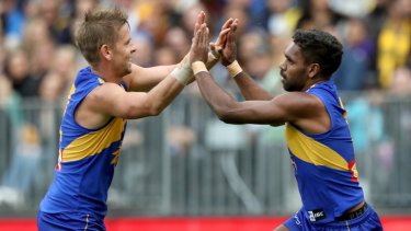 Day final: The Eagles' preliminary final will be played in the afternoon.