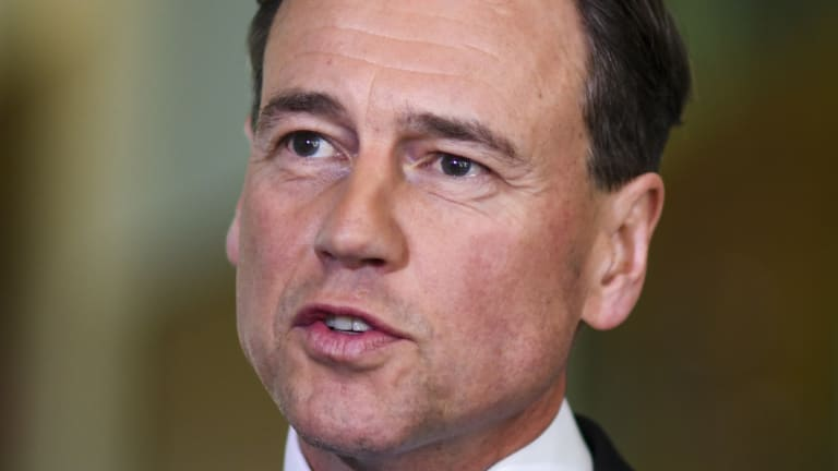Federal Health Minister Greg Hunt is set to announce the approval of HIV home-testing kits.