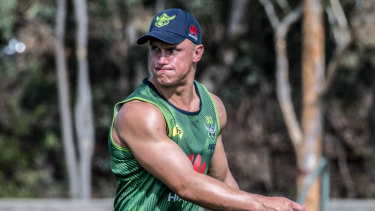 Jack Wighton hopes to restart his career this year.